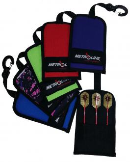Metroline Player's Pocket Dart Case