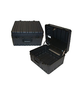 "CH Ellis 10"" Super Roto Lockable Tool Case"