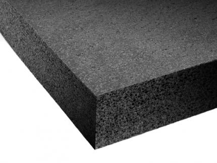Firm Black Polyethylene Foam Sheets