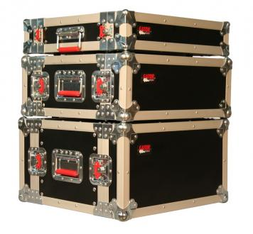 ATA 6-Space Rack Road Case