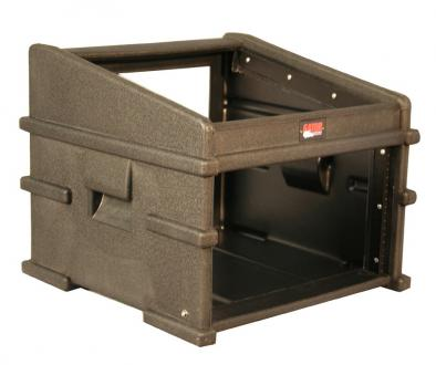 Molded Slant Top Rack Case