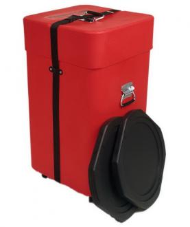 Molded PE Utility Accessory Case; Upright