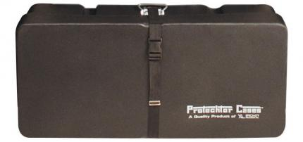 Molded PE Utility Accessory Case; Compact