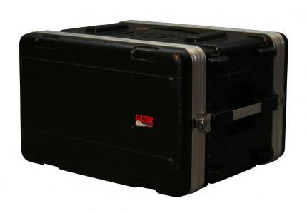 6U Gator Shallow Rack Case (14 RD)