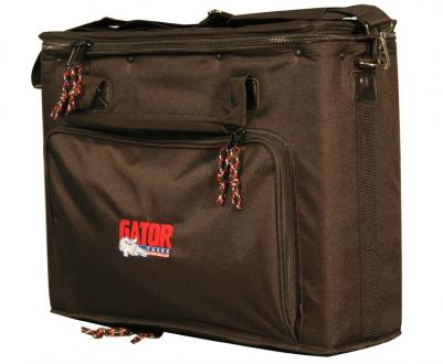 3U Rigid Rack Bag