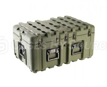 Pelican Hardigg IS2917-1103 Inter-Stacking Pattern Case
