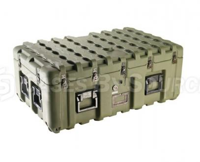 Pelican Hardigg IS3721-1103 Inter-Stacking Pattern Case