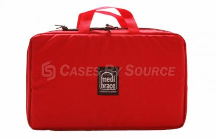 Advanced Life Support Case Storage Insert- Red Tab