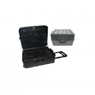 Chicago Case Magnum Indestructo Tool Case with Wheels and Handle