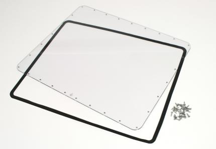 Nanuk 945 Waterproof Panel Kit - Base