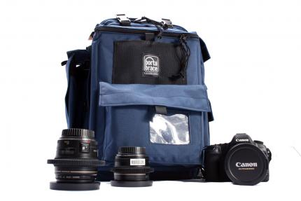 Portabrace DSLR Backpack Case