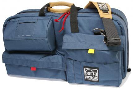 Portabrace Carry-On Camera Case (Blue)