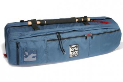 "Portabrace 46"" Padded Shell Tripod Case (Blue)"