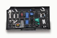 Pelican 0456 Vertical Tool Pallet for Pelican 0450 Mobile Tool Chest