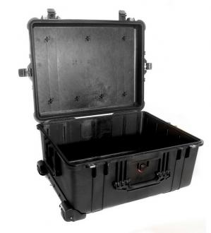 Pelican 1610 Recessed Wheeled Watertight Case