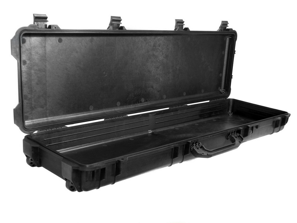 Pelican 1750 Recessed Wheeled Long Watertight Case Pc