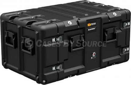 Pelican 7U BlackBox Rack Mount Case