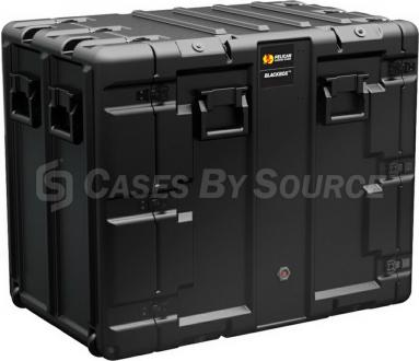Pelican 14U BlackBox Rack Mount Case