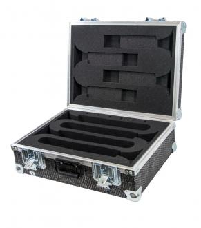The TANK 4 Trumpet Quad Case