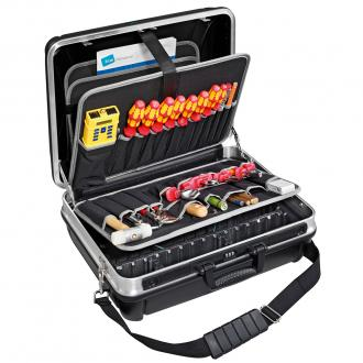 "Heavy Duty 19"" Tool Case with Pocket Pallets"