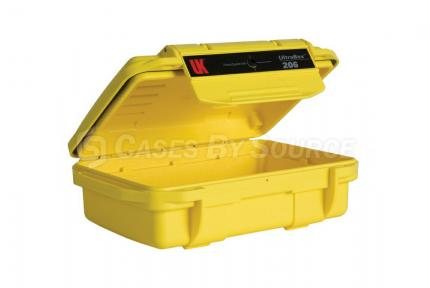 VersaCase Waterproof 206 UltraBox Yellow Empty