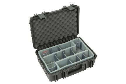 SKB iSeries 3i-1711-6 Case w/Think Tank Designed Photo Dividers