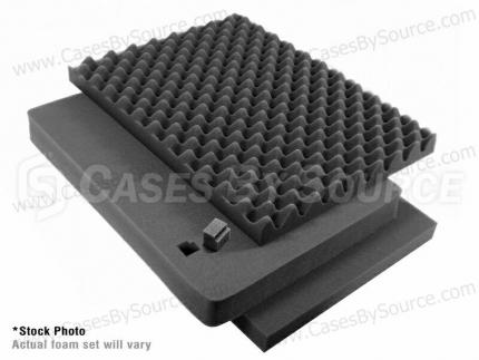 Pelican 1700 Replacement Foam Set (3 pc.)