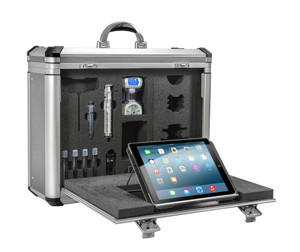 iPad Display Case
