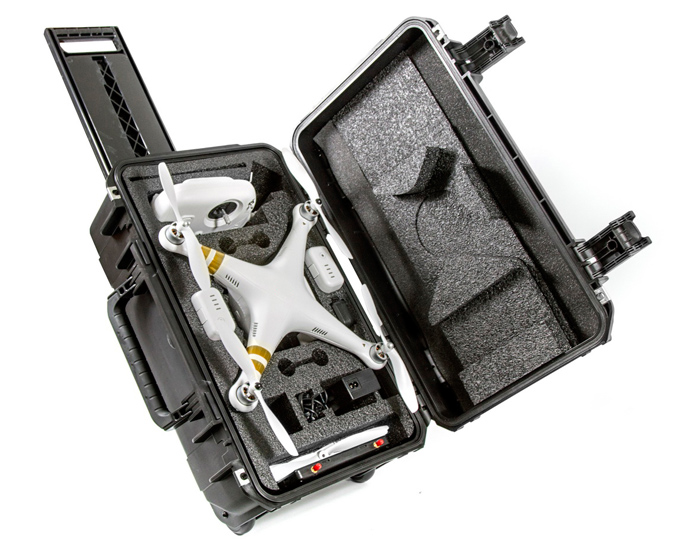 DJI Phantom 3 Carry-On Case