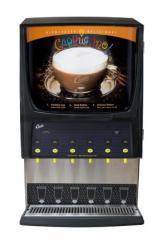 Wilbur Curtis PCGT 6 Station G3 Series Cappuccino Dispenser