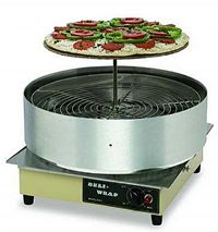 Wisco 630-1 Deli Wrap Machine for 10
