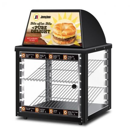 690-16 Cabinet Warmer - Jimmy Dean