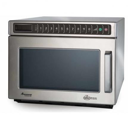 Amana HDC-12A2 Heavy Duty Compact Touch Pad Commercial Microwave