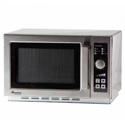 Amana RCS-10DSE Medium Duty Dial Commercial Microwave