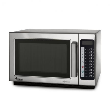 Amana RCS-10TS Medium Duty Touch Pad Commercial Microwave