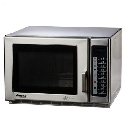 Amana RFS-12TS Heavy Duty Touch Pad Commercial Microwave