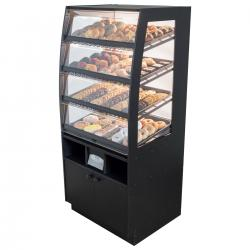 Bakery Case: Floor-Standing with Premium LED Back Panel