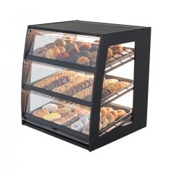 Bakery Case: Wide Countertop with Premium LED Back Panel