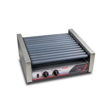 FoodPros 8033 Slanted Roller Grill
