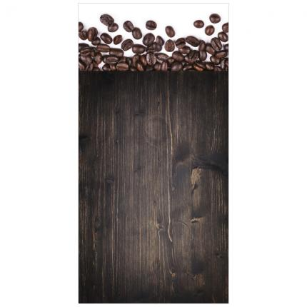 """Hinterland Dark"" Coffee Wall Panel"