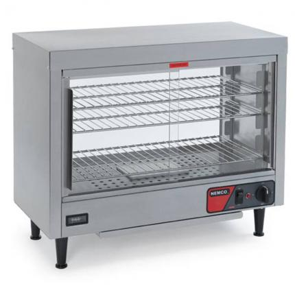 Nemco Heated Display Case