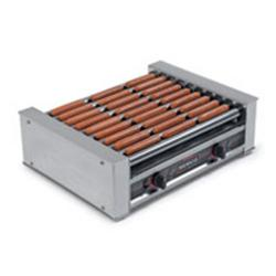 Nemco Flat Hot Dog Roller Grills