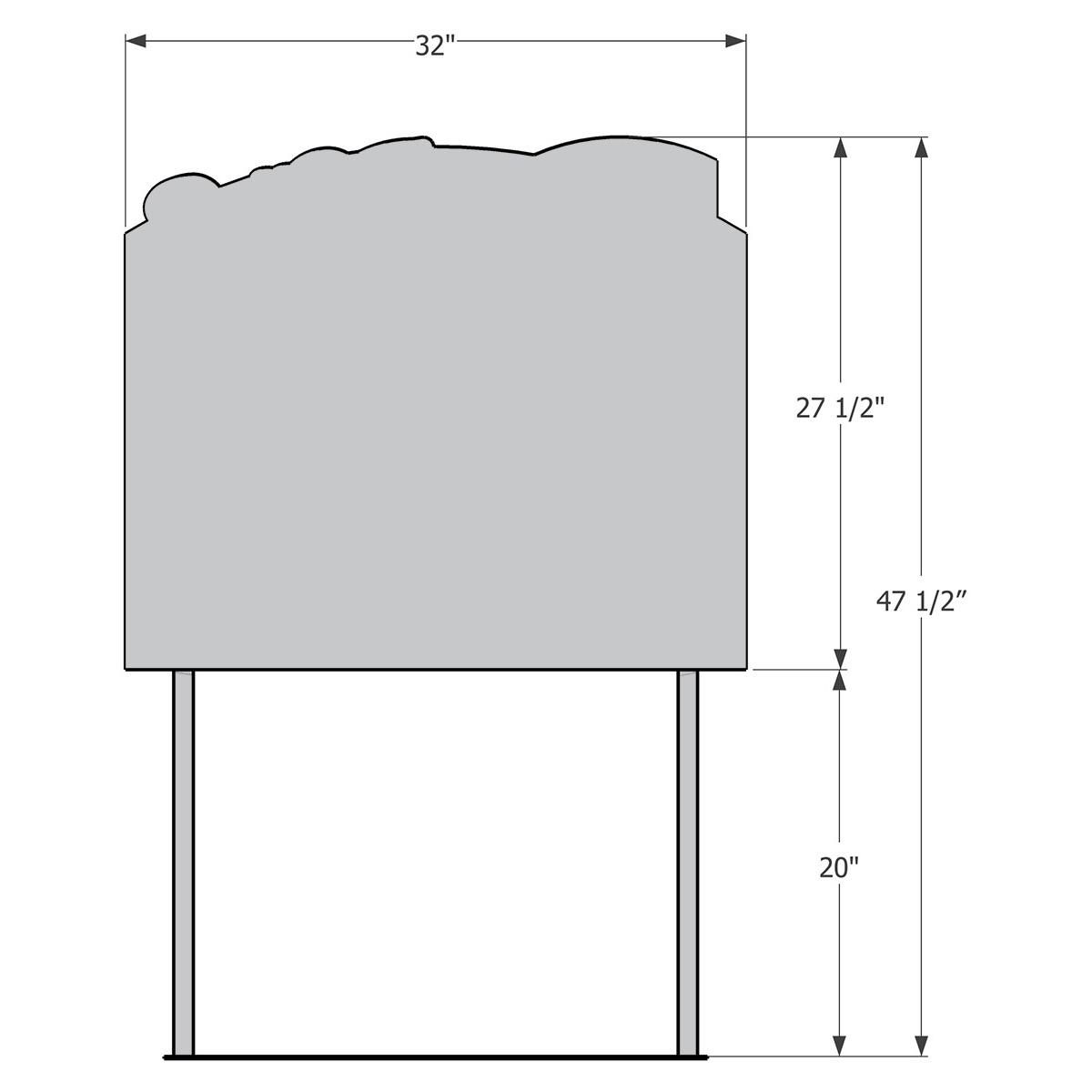 Standard Merchandiser Package Large Apw Grill Tyson Foods Wyott Wiring Diagrams Alternate 6