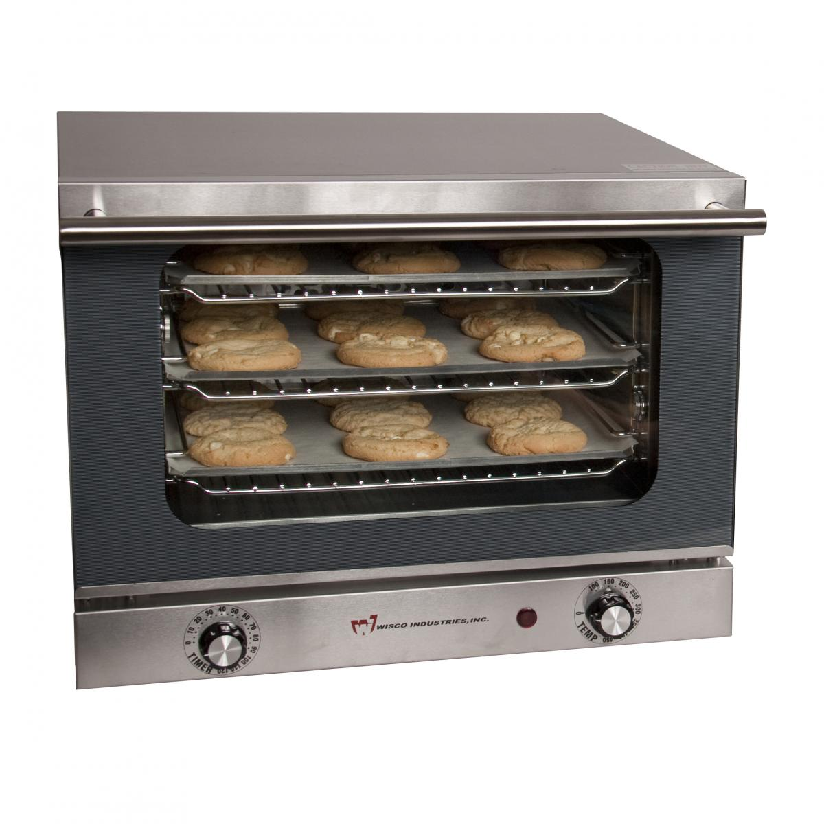 wisco 620 analog convection oven foodpros. Black Bedroom Furniture Sets. Home Design Ideas