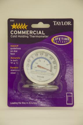 Taylor Commercial Cold Holding Thermometers (set o