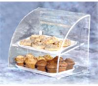 Vollrath Acrylic Euro-Curved Bakery Display Case