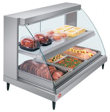 Hatco GLO-RAY Heated Display Cases