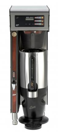 Wilbur Curtis Single Milano Digital Brewing System with Dispenser