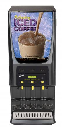 Wilbur Curtis 3 Station G3 Iced Coffee Dispenser