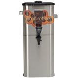 Wilbur Curtis 4 Gallon Iced Coffee Dispenser - TCO